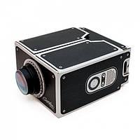 Проектор для смартфона Luckies Smartphone Projector Черный (hub_np2_1132)