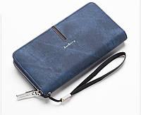 Клатч мужской Baellerry S1511 Blue (hub_np2_1004)