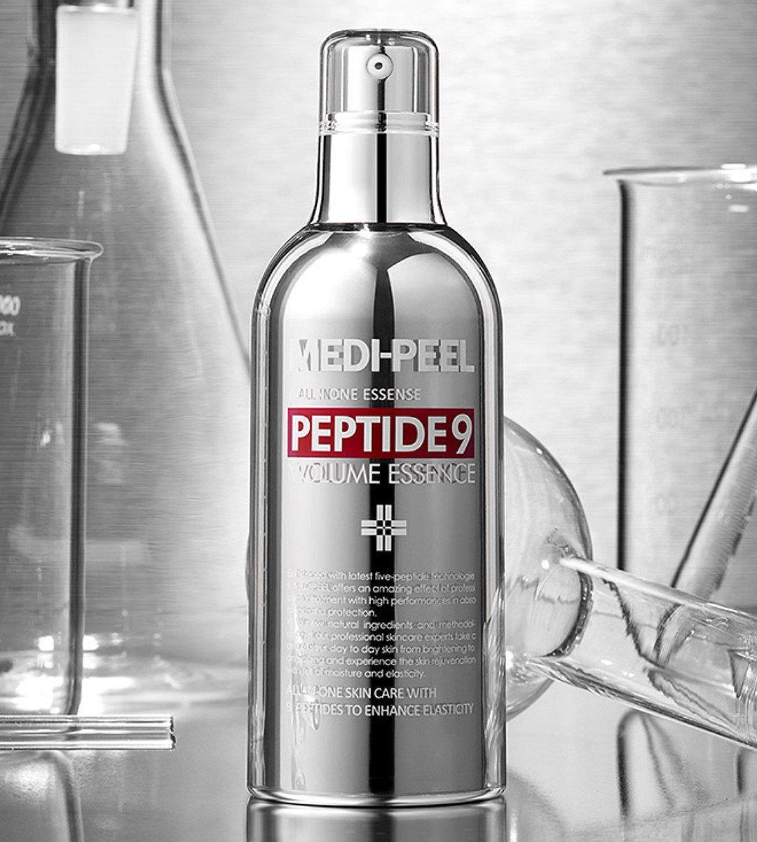 Эссенция с пептидами для эластичности кожи MEDI-PEEL – Peptide 9 Volume Essence 100ml