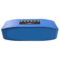 Портативная Bluetooth колонка Noisy S2026 MP3 Blue (1103), фото 1
