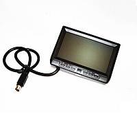 Зеркало видеорегистратор с камерой заднего вида JDR Serm-11 (510663868), фото 1