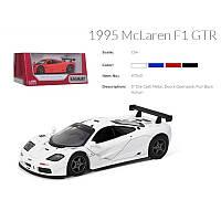"""KINSMART Мет. машина """"1995 McLaren F1 GTR"""""""