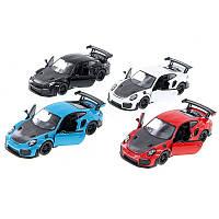 """KINSMART Мет. машина """"Porsche 911 GT3 RS """""""