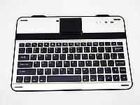 Чехол для планшета с клавиатурой Noisy J-14 10 Silver (493089258), фото 1