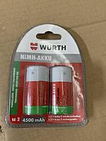 Аккумуляторная батарея Wurth тип C