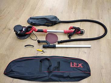 Шліфмашина для стель і стін LEX LXDWS175 1700W