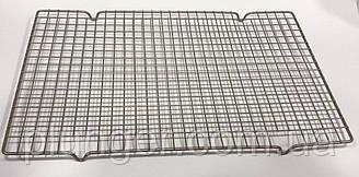 Решетка для глазирования и сушки кондитерских изделий 40*25 см