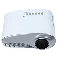 Проектор мультимедийный портативный UKC RD802 White (hub_np2_1491)