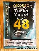 Alcotec Дрожжи 48TURBO Pure