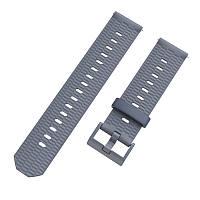 Ремешок BeWatch Wave для Samsung Galaxy Watch Active Серый (1011804.1)