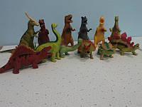Динозавр A016P тянучка.Животные оптом