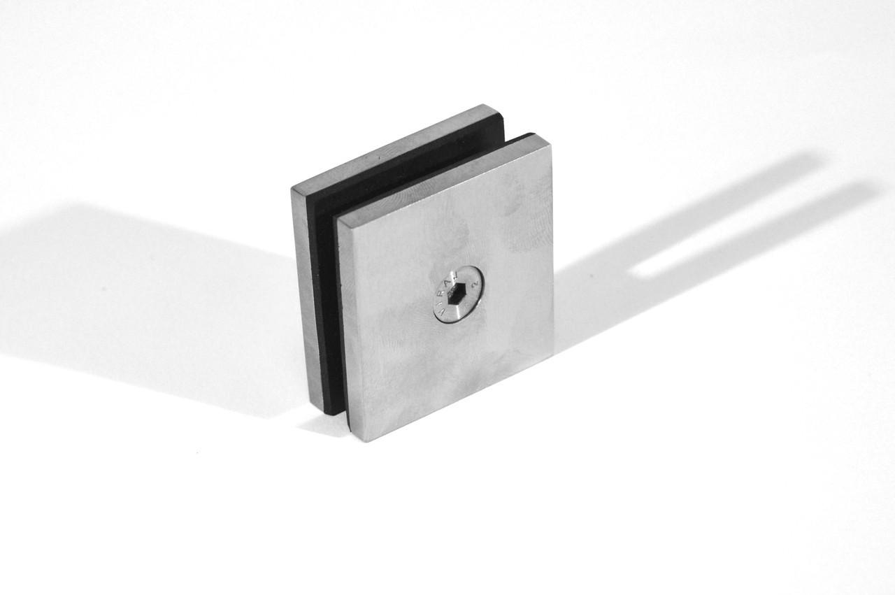ODF-01-17-01 соединитель стекла 180 градусов (через полу-отверстие)