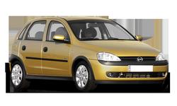 Opel Corsa З 00-03-10 / Combo