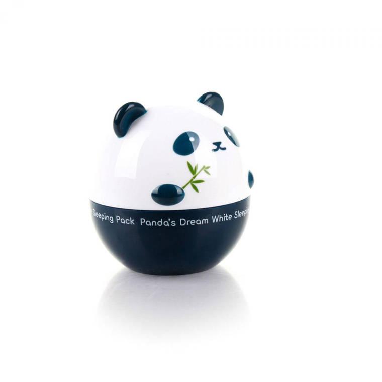 Ночная маска Tony Moly Panda's Dream White Sleeping Pack, отбеливающая (50ml), фото 2