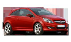 Opel Corsa D 06-11-14