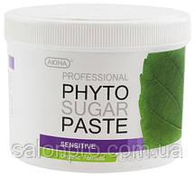 Аюна Phyto Sugar Paste Sensitive Hard 4 - фито шугаринг для чувствительной кожи, 800 г