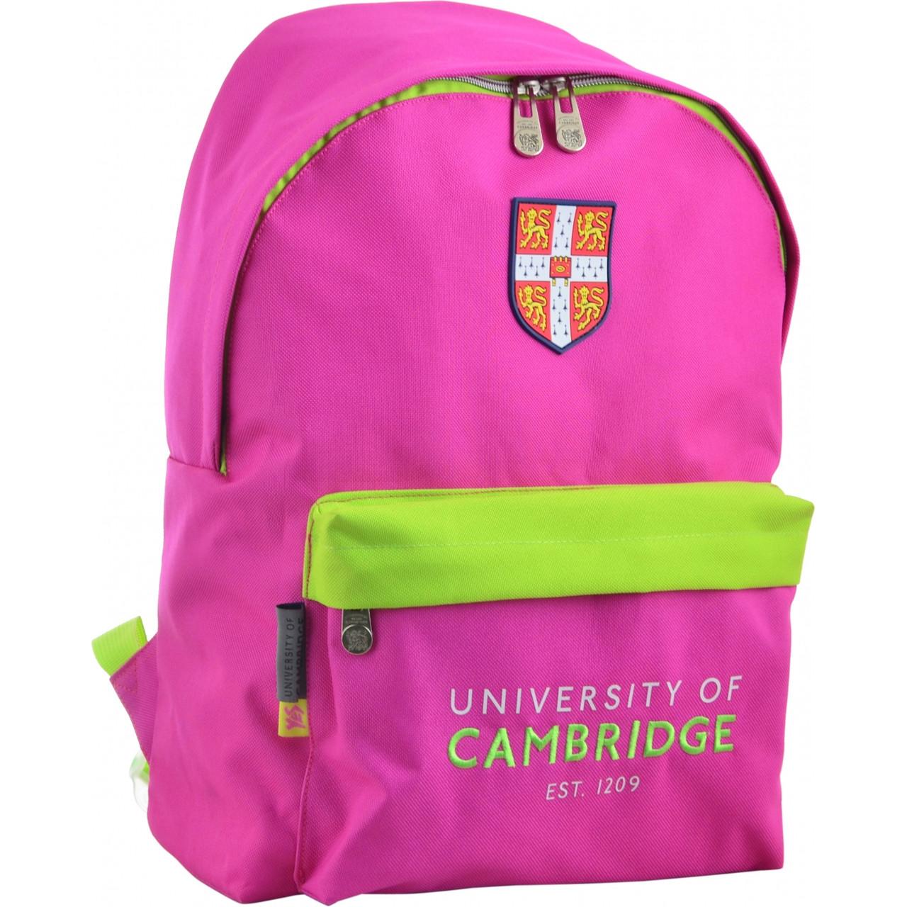 Рюкзак молодежный YES SP-15 Cambridge pink, 555036