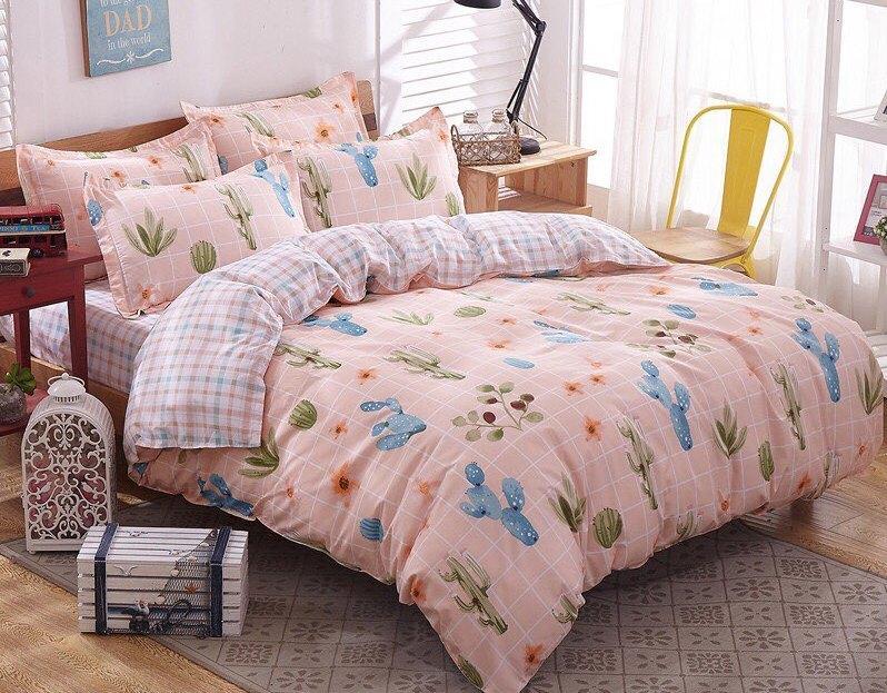 Комплект постельного белья двуспальный, 180*220, сатин, (620.1919) (наволочки 50*70)