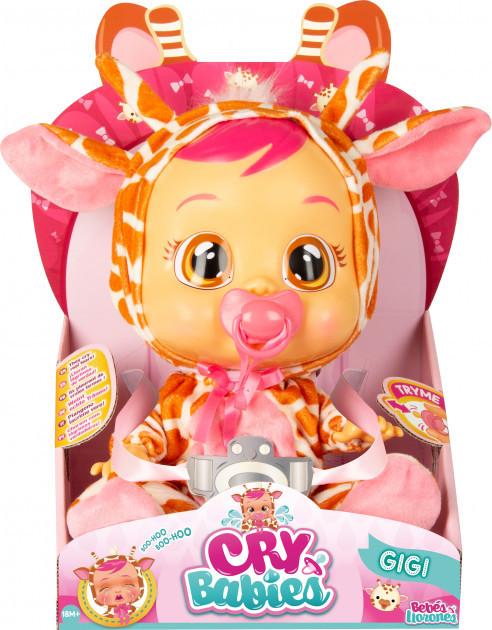 Кукла IMC Toys Cry Babies Плакса Джиджи 31 см
