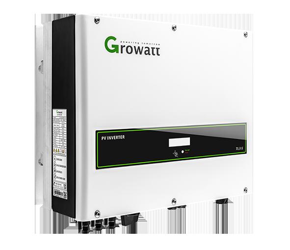 Мережевий інвертор Growatt 5000TL3-S (5 кВт 3 фази 2 MPPT)