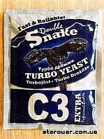 Snake Дрожжи C3 Turbo, фото 1