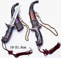 Кинжал сувенирный голова Тигра 0462,качественные , элитные,сувенирное оружие,оригинальный товар
