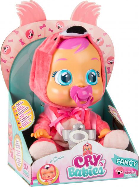 Кукла IMC Toys Cry Babies Плакса Фенси 31 см