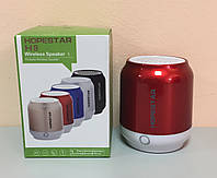 Колонка Bluetooth HOPESTAR H8 Red