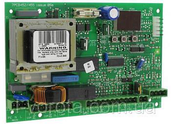 FAAC 455 D плата управления для автоматики распашных ворот