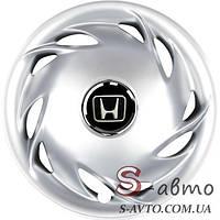"""Колпаки декоративные """"SKS"""" Honda 202 R14 (кт.) - Колпаки на колеса 14"""" Хонда"""