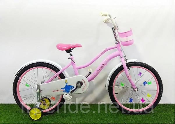 Детский велосипед TopRider 881 20, фото 2