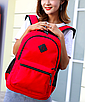 Рюкзак городской Aspen Sport с выходом для гаджетов Красный, фото 4