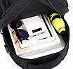 Рюкзак городской Aspen Sport с выходом для гаджетов Красный, фото 10