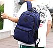 Рюкзак городской молодежный Aspen Sport Синий, фото 3
