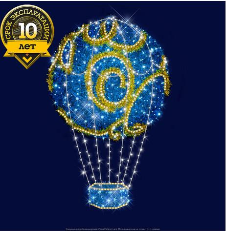 """3D светодиодный воздушный шар """"Сказка"""""""