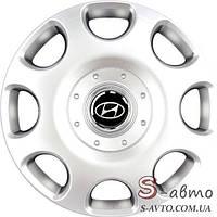 """Колпаки декоративные """"SKS"""" Hyundai 208 R14 (кт.) - Колпаки на колеса 14"""" Хюндай"""