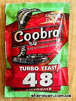 Coobra Дрожжи спиртовые 48 turbo extreme, фото 1