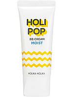 Увлажняющий BB крем Holika Holika Holi Pop BB Cream Moist 30 мл (8806334372538)
