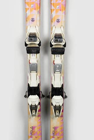 Гірські лижі Volkl Viola 162 Б/У, фото 3