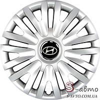 """Колпаки декоративные """"SKS"""" Hyundai 217 R14 (кт.) - Колпаки на колеса 14"""" Хюндай"""