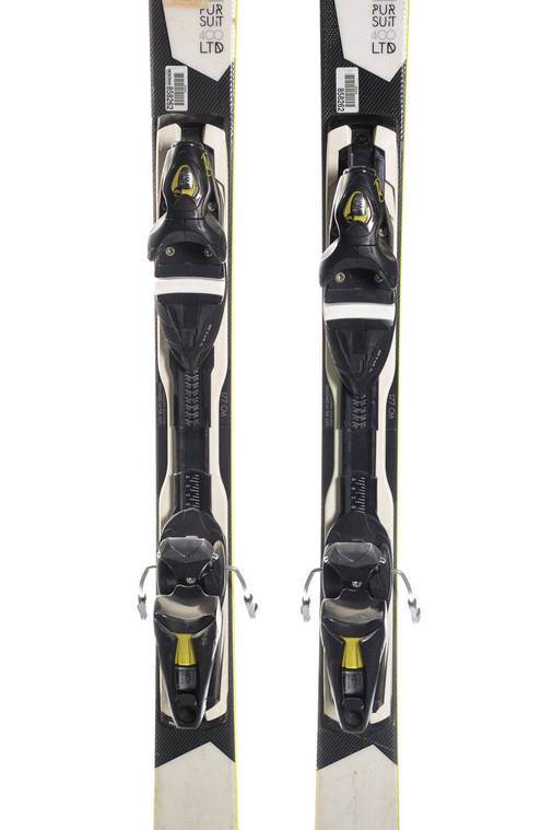 Гірські лижі Rossignol Pursuit 400 LTD 177 Black-White Б/У, фото 2