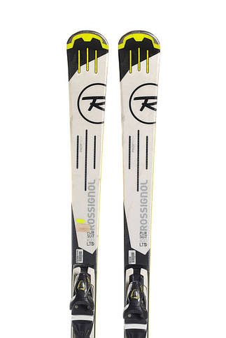 Гірські лижі Rossignol Pursuit 400 LTD 177 Black-White Б/У, фото 3