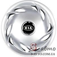 "Колпаки декоративные ""SKS"" Kia 202 R14 (кт.) - Колпаки на колеса 14"" Киа"