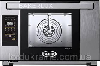 Печь конвекционная UNOX XEFT-03HS-ELDV