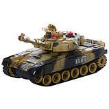 ✅Бойовий танк на радіокеруванні 9993. Два кольори, фото 4