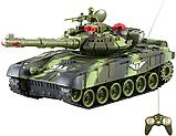 ✅Бойовий танк на радіокеруванні 9993. Два кольори, фото 5