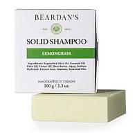Твердый шампунь для бороды Lemongrass