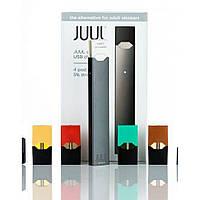 Стартовый набор электронная сигарета Джул Vapor (4 картриджа)