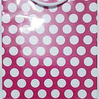 Пакет подарочный бумажный средний 16х25х7 (23-101)