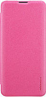 Чехол-книжка Nillkin Sparkle Leather Case Samsung Galaxy S10 Plus (SM-G975) Red #I/S